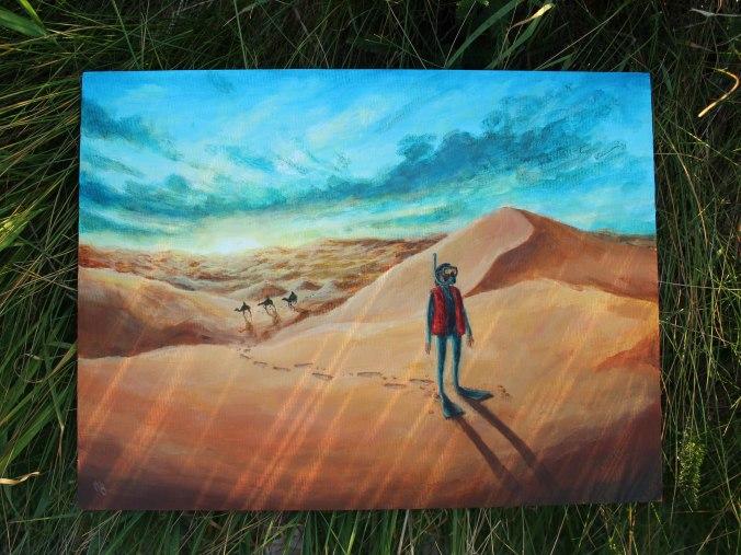desert diver 002