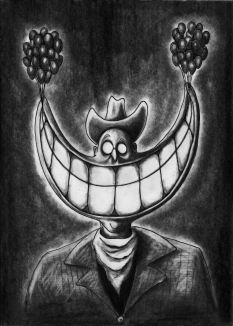 Massive grin