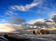 Mitrega in the sea