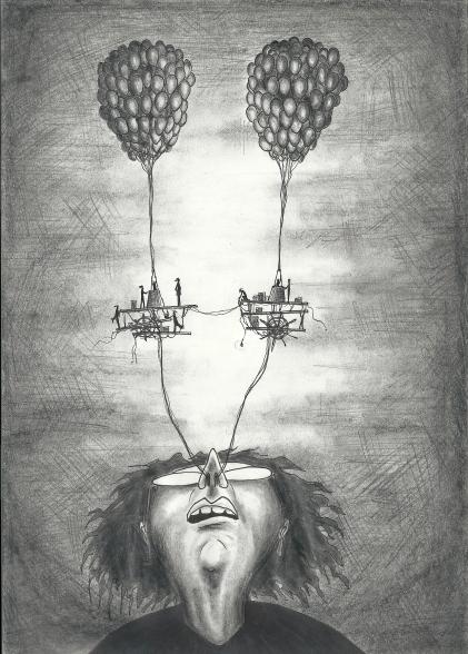 Nose balloons